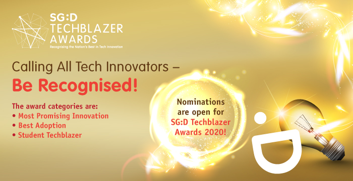 88341592230825027_0_94528500_1593568232 Event - Nominations for SG:D Techblazer Award 2020