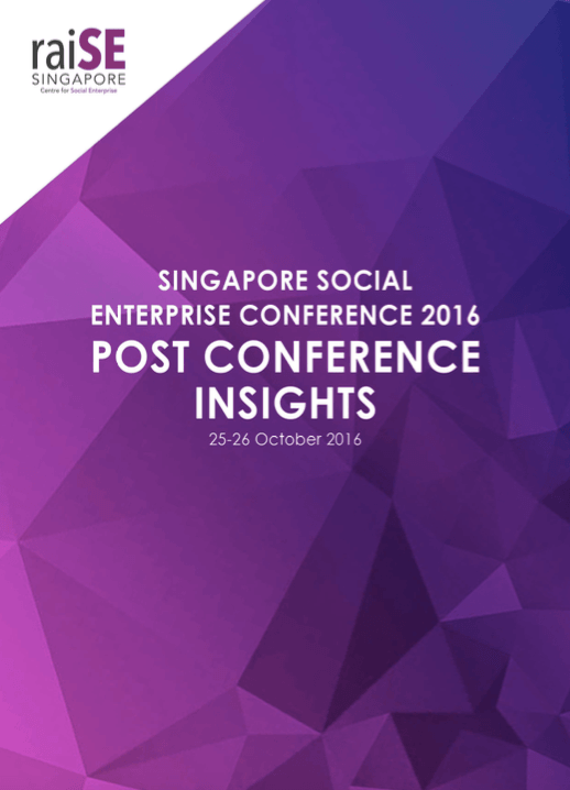 SSEC 2016 Conference Report: Business as a Force for Social Good