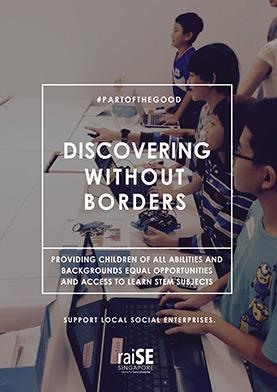 Discovering Without Borders